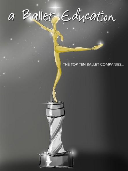 top ten ballet companies