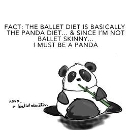 FAT PANDA DIET