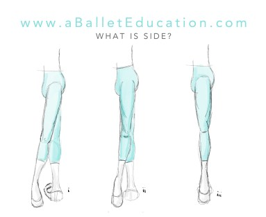 what is a la seconde a ballet eduation
