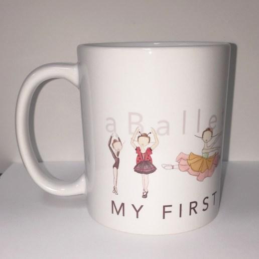 First Ballet Mug 3