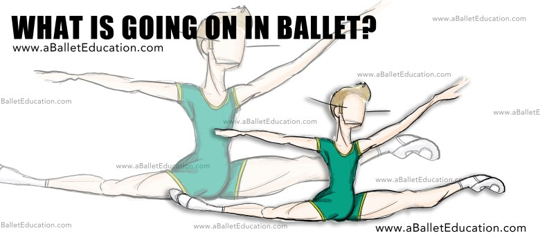 what is going on in ballet