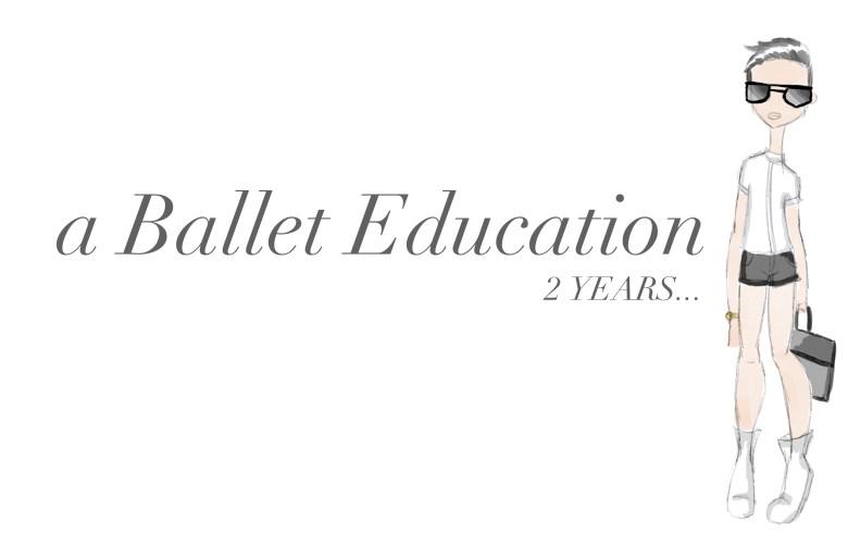 happy anniversary a ballet education