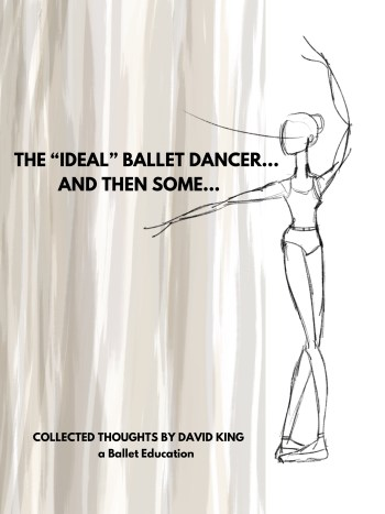 the ideal ballet dancer