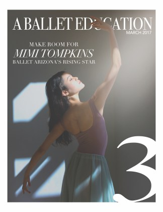 Mimi Tompkins Ballet Arizona Cover