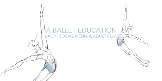 a ballet education goes hard