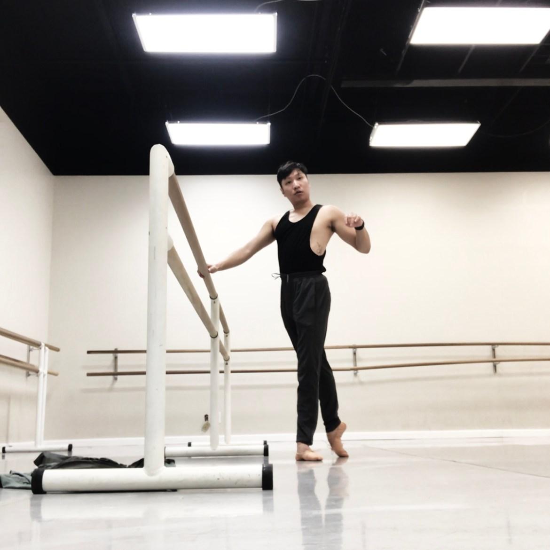 adult male ballet