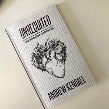 andrew kendall book review unrequited