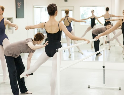 advanced intensive ballet