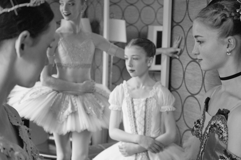 ballet is hard