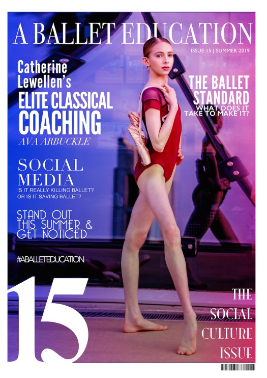 Issue 15 Ava Arbuckle Elite Classical Coaching