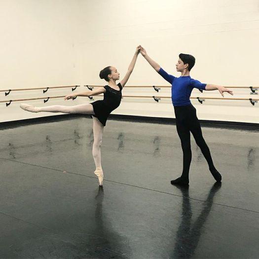 David King – A Ballet Education