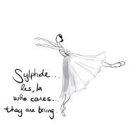 sylphide ballet