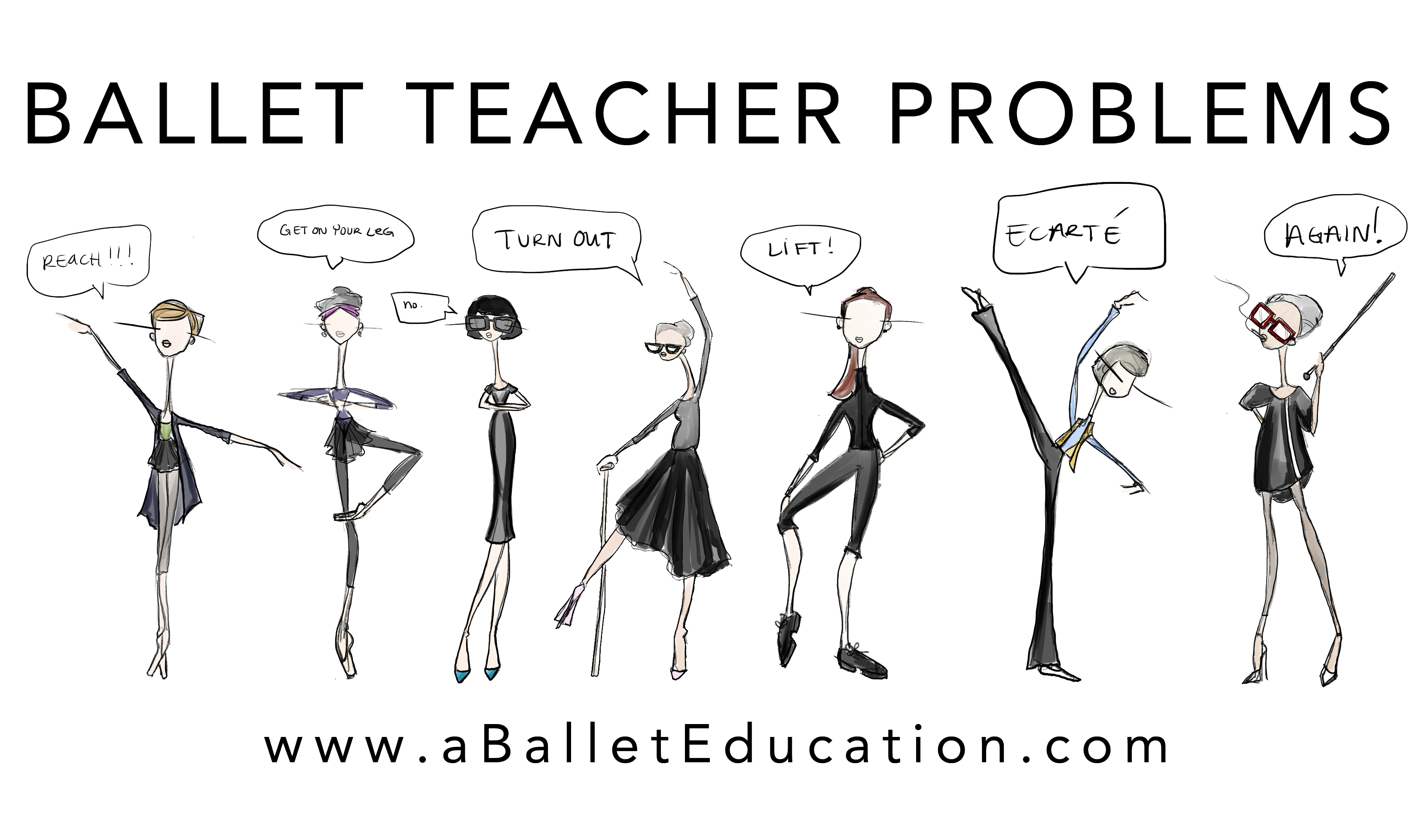 Ballet Teacher Problems 3 A Ballet Education