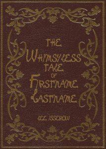 Firstname Lastname cover WIDE