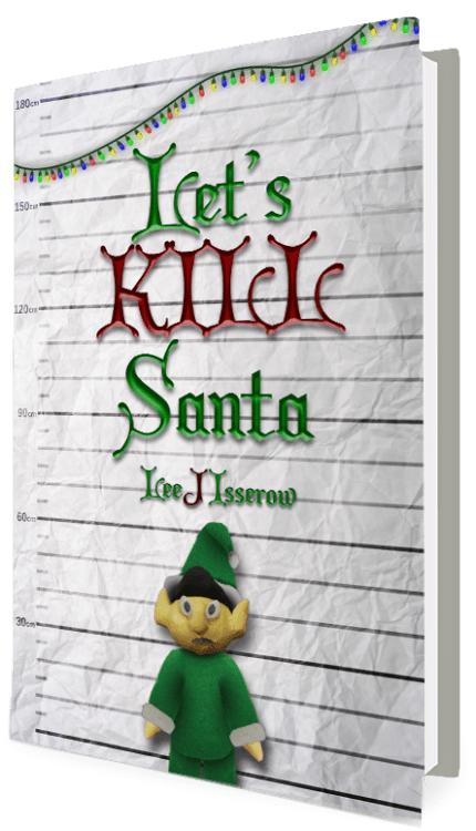 Let's kill santa christmas book kids book children's story comedy humor