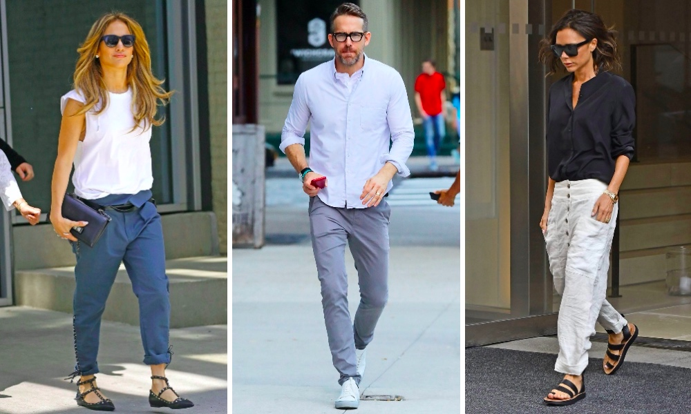 Casual Style Celebrity