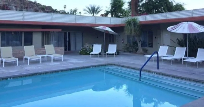 The Orbit Inn in Palm Springs California