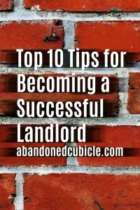 Landlord Tips