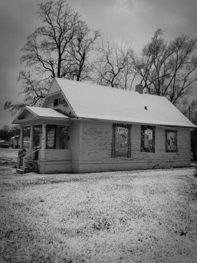 Charles B. Washington House, Omaha-Eklund