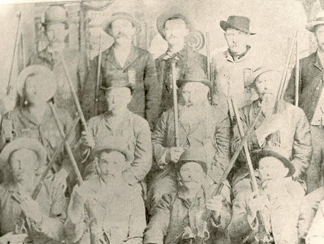 1889 Bennington Rifle Club