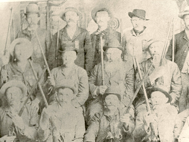 1889  Bennington Rifle Club