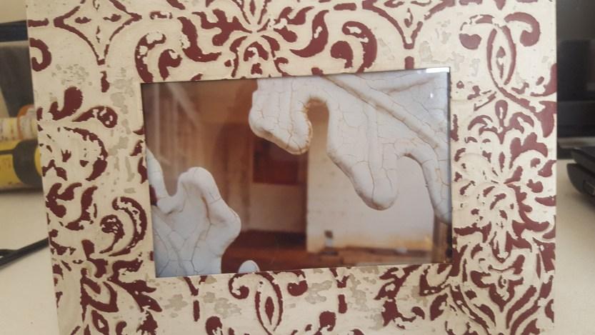 5x7 Metallic Print original photograph in Decorative Metal Frame $18