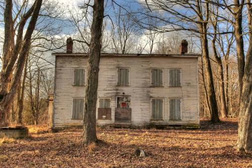 Old House, Saugerties, NY