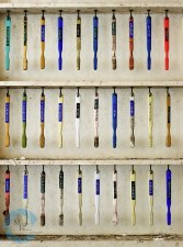 Toothbrushes, Hudson River State Hospital