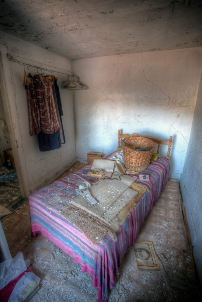 The SPare Bedroom