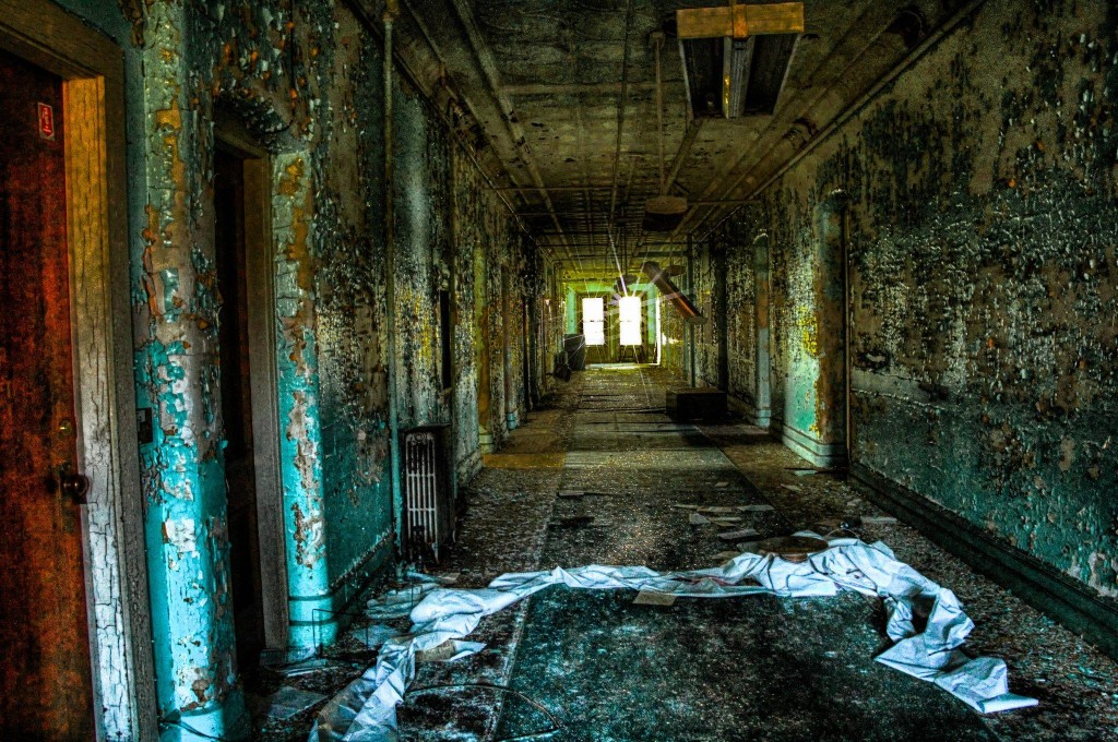 The Long Goodbye: Reflections on Hudson River State Hospital
