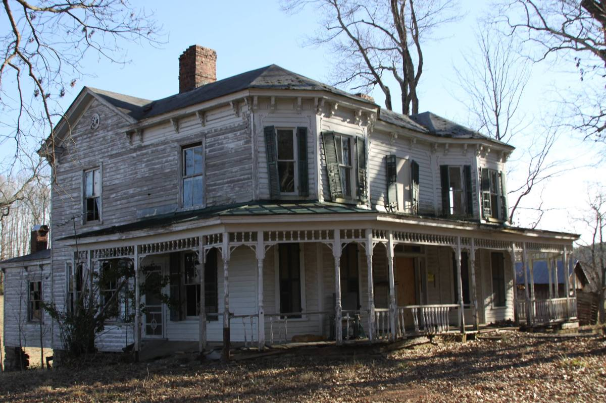 Old Abandoned House Virginia