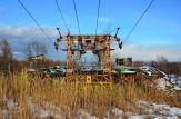 Abandoned Ski Lift