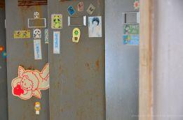 Stickers On Lockers
