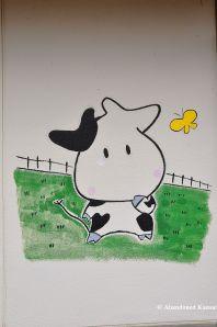 New Zealand Mascot