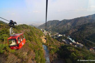 Mount Gozaisho Gondola