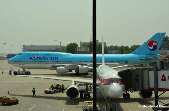 Korean Air & Air Koryo