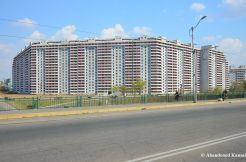 Pyongyang Apartment Building