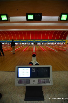 Old Bowling Alley... 70s? 80s?