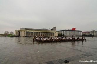 Korean Art Gallery, Pyongyang