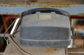 Old Mining Phone