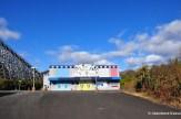 Creepy Abandoned Theme Park
