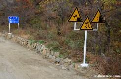 North Korean Traffic Signs