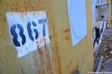 US Bunker Door In Germany