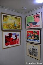 Art Gallery In Rason, North Korea