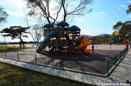 North Korean Playground, Hae'an Park, Rason, DPRK