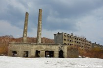Abandoned Central Heating Plant