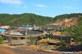 Collapsed Concrete Mine