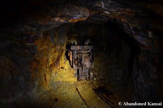 Rusty Mining Machinery