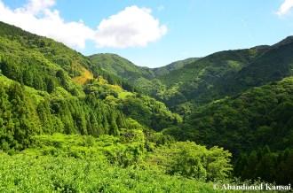 Shizuoka Mountains