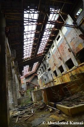 Taro Mine Sifting Building